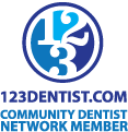 123 dentist community member