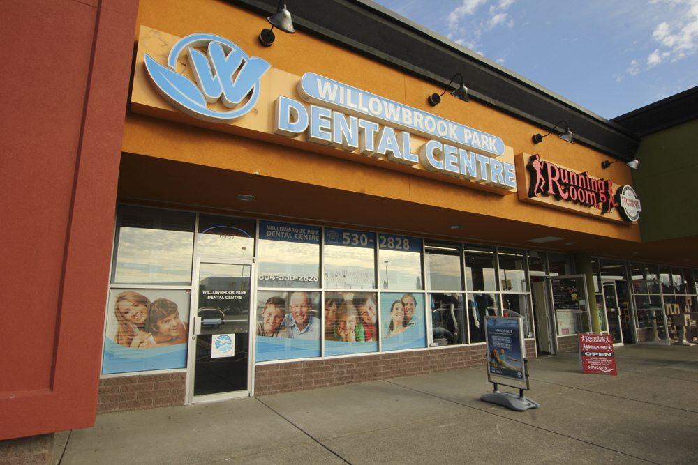 Willowbrook Park Dental Centre Location