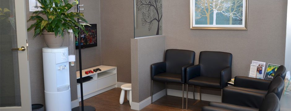 Willowbrook Park Dental Centre Waiting Room