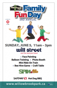 Willowbrook Park Family Fun Day