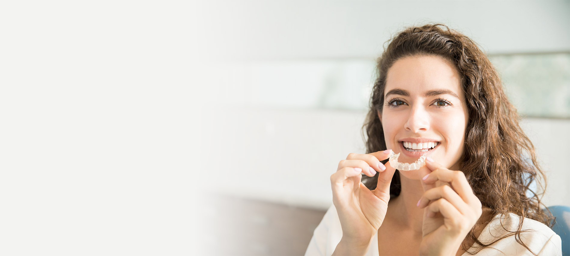 get the smile you deserve with invisalign